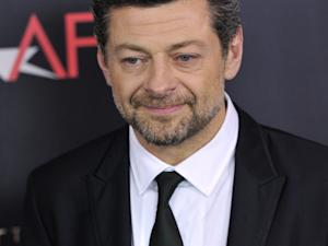 Known for his multiple performance capture roles, Andy Serkis only rarely shows his true face on the silver screen.