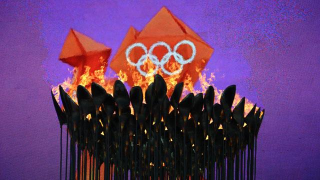 Olympic Torch to Go Into Orbit for 2014 Winter Olympics