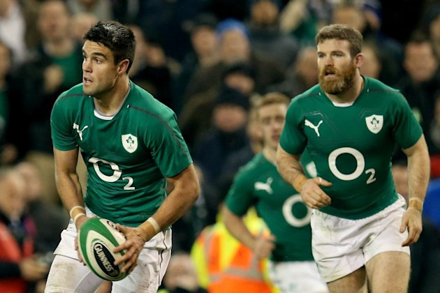 D'Arcy and Murray cut as Schmidt names strong Ireland team