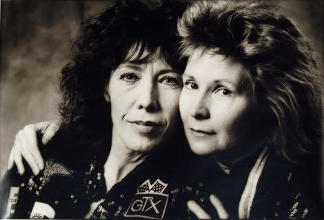 TV, mobile apps, books: Lily Tomlin and Jane Wagner discuss their current projects