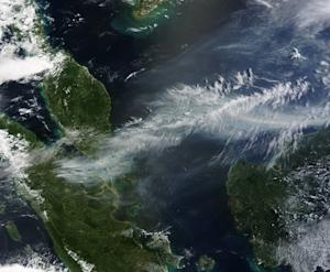 Air Pollution Hits Record Levels in Singapore