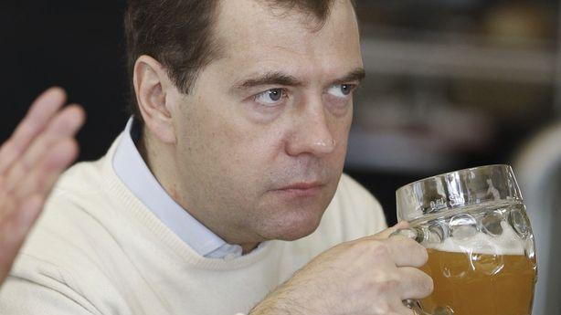 In Russia, Beer Will No Longer Be a Food