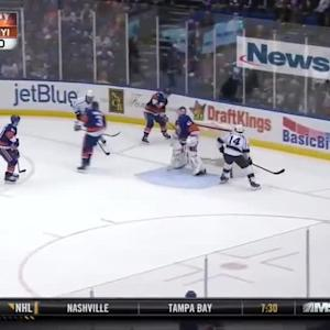 Los Angeles Kings at NY Islanders Islanders - 03/26/2015
