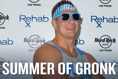 The top 5 Rob Gronkowski moments of the summer