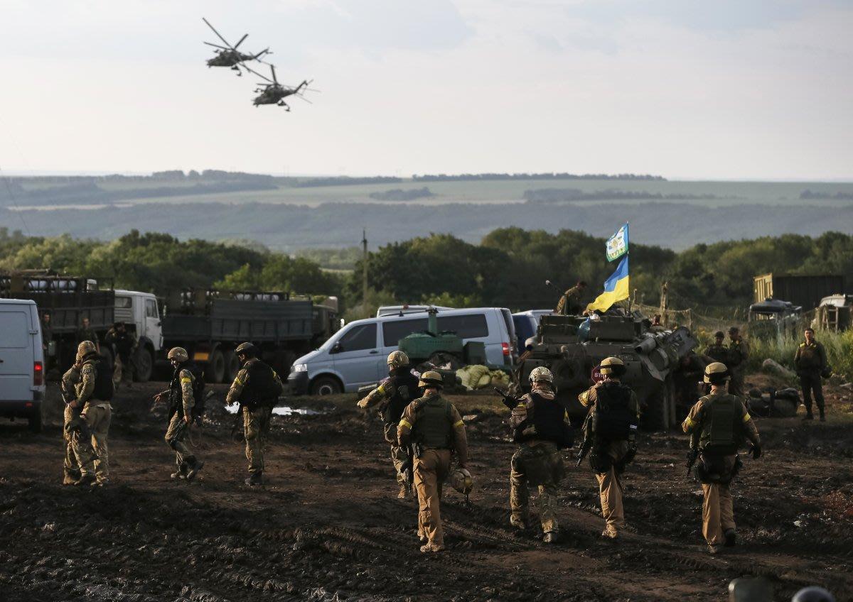 Ukrainian Government Ukrainian Global Women 117