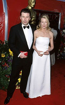 Alec Baldwin and Kim Basinger 71st Annual Academy Awards Los Angeles, CA 3/21/1999