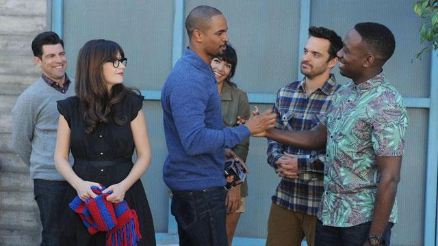 EXCLUSIVE! 'New Girl' Finale Sneak Peek: It's Time to Say Goodbye to Coach (Again!)