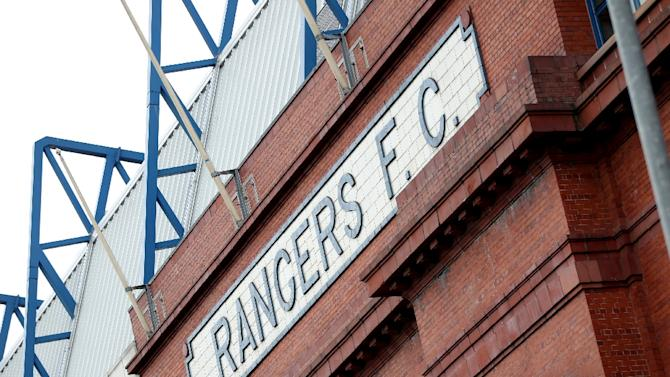 Kenny McDowall tendered his resignation as caretaker manager of fallen Scottish giants Rangers
