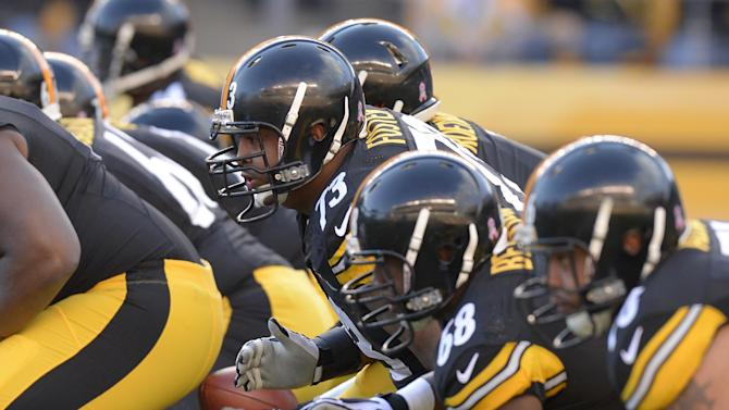New-look Steelers line coming together