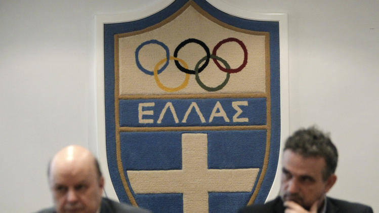 Greek Olympic Committee: Budget cuts killing sport