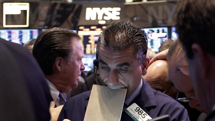 Stock market rises sharply after hiring picks up