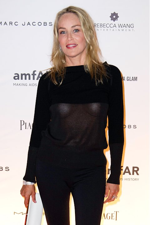 amfAR Inspiration Night Paris Sponsored by Rebecca Wang Entertainment