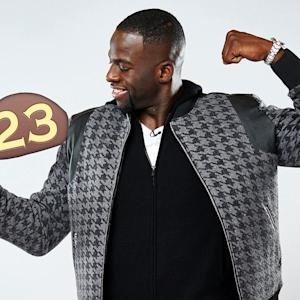 10 Questions with Draymond Green
