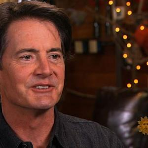 Kyle MacLachlan, the