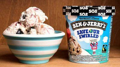Ben & Jerry's Hopes Its Noble New Ice Cream Flavor Will Stop Global Warming
