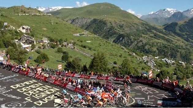 Tour de France: The leading contenders