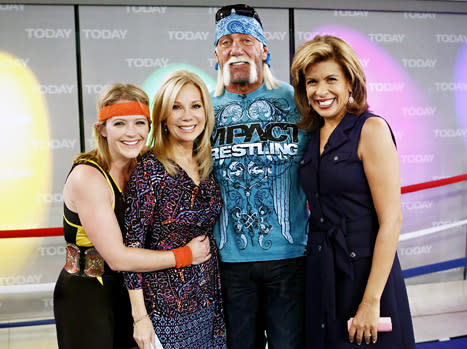 "Hulk Hogan: Sex Tape Release Has ""Devastated Me"""