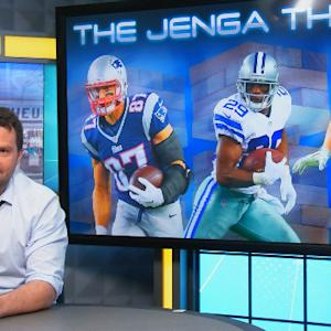 DDFP TV: 2014's top NFL Jenga pieces