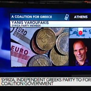Syriza Has Deep Respect of EU Framework: Varoufakis