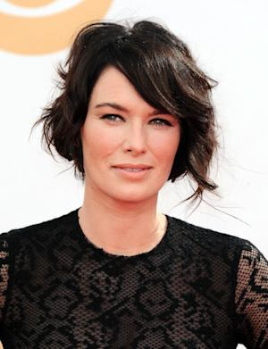 "FILE - In this Sept. 22, 2013 file photo, Lena Headey arrives at the 65th Primetime Emmy Awards at Nokia Theatre in Los Angeles. Headey is not only appearing in the upcoming film version of A.J. Albany's ""Low Down,"" she's narrating the audiobook. (Photo by Jordan Strauss/Invision/AP)"