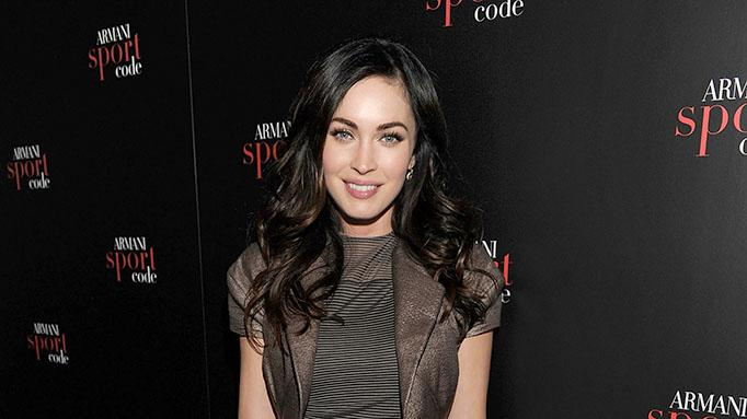 Armani Code Sport Fragrance Launch Event Featuring Megan Fox