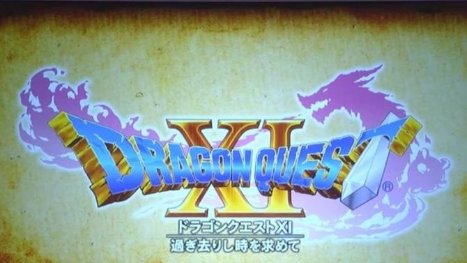 Dragon Quest XI is coming to PS4 and 3DS
