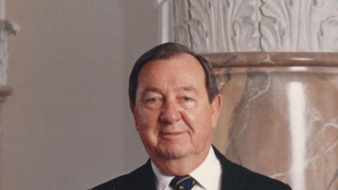 Joe Allbritton, 87, DC media, banking giant dies