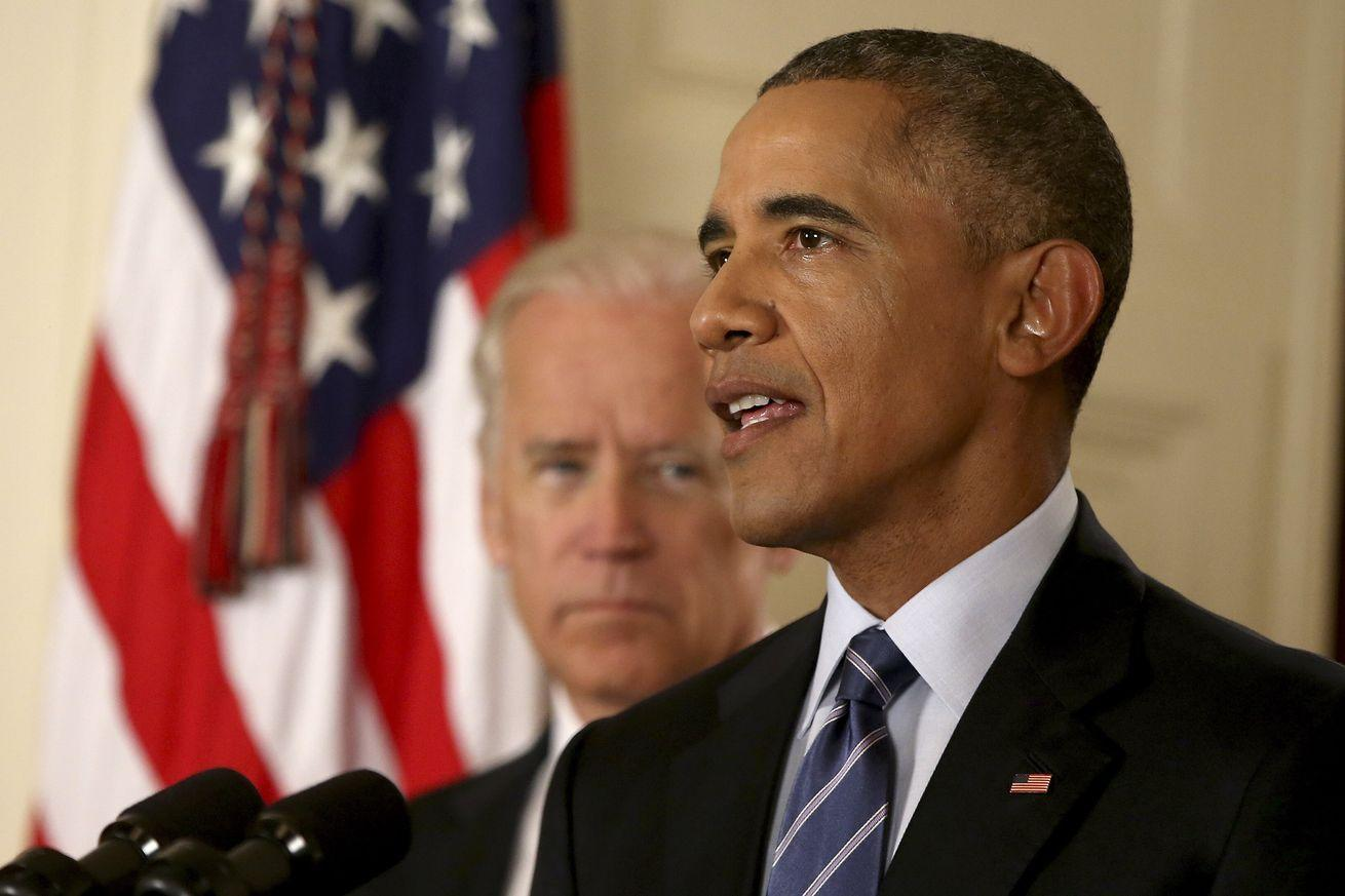 Barack Obama is officially one of the most consequential presidents in American history