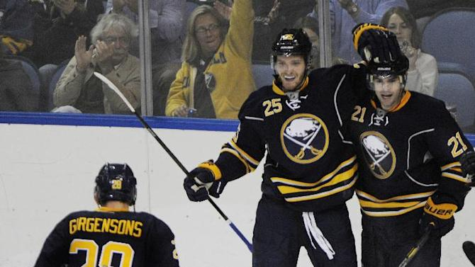 Sabres owner Pegula optimistic about young team