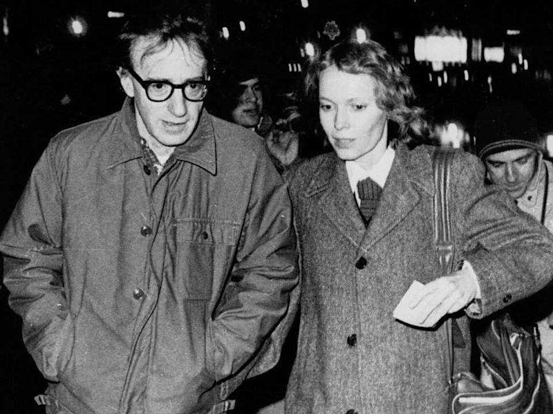Woody Allen Mia Farrow