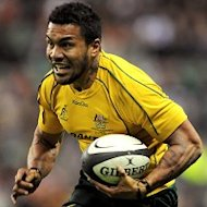 Digby Ioane will return to the Australia side for Saturday's showdown with England