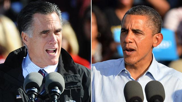 Obama, Romney Battle for Mantle of 'Change'