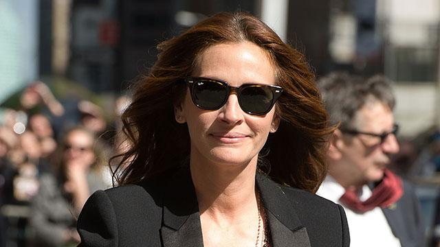 Julia Roberts Steps Out With Family -- See How Big Her Kids Have Grown!