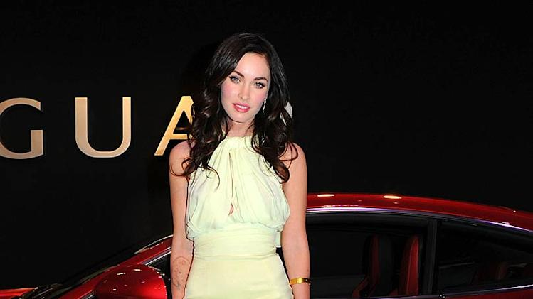 Megan Fox Jaguar Event