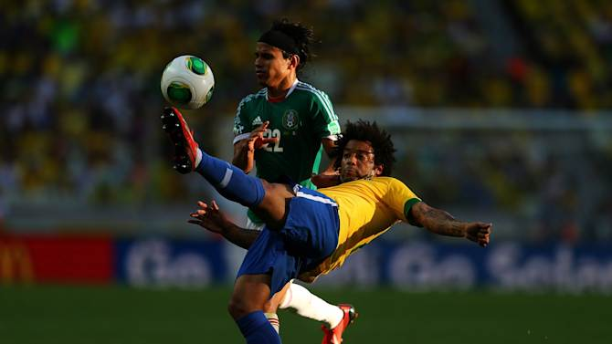 Brazil v Mexico: Group A - FIFA Confederations Cup Brazil 2013