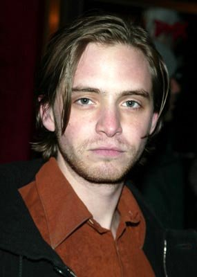 Premiere: Aaron Stanford at the New York premiere of Warner Brothers' Cradle 2 The Grave - 2/24/2003
