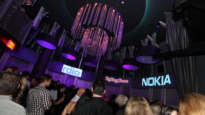 A general view at the Rolling Stone American Music Awards After Party, on Sunday, Nov. 18, 2012 in Los Angeles. (Photo by Casey Rodgers/Invision for Nokia/AP Images) **Please include any additional event details in the second sentence of the caption.