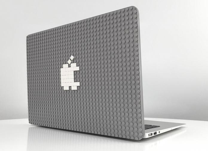 Brik Case turns your MacBook into a Lego playground