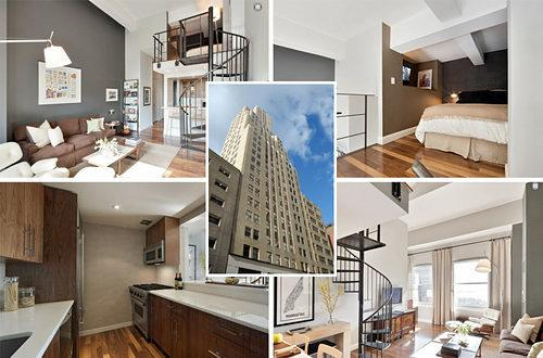 Big Reveal: $875,000 for a FiDi Studio With 16-Foot Ceilings