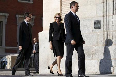 Spain's Princess Cristina tax fraud trial to start in January