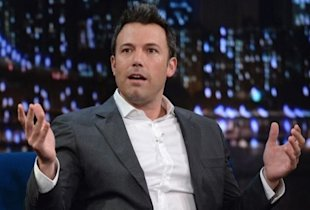 Ben Affleck, the new Batman