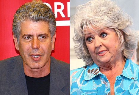 Anthony Bourdain Slams Paula Deen After Diabetes Announcement