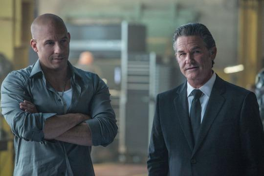Vin Diesel Teases a Possible 'Furious 8' Coming