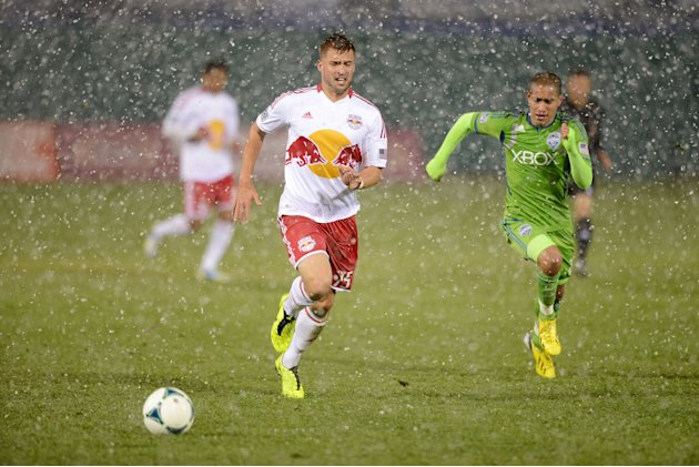 New York Red Bulls v Seattle Sounders - FC Tucson Desert Diamond Cup