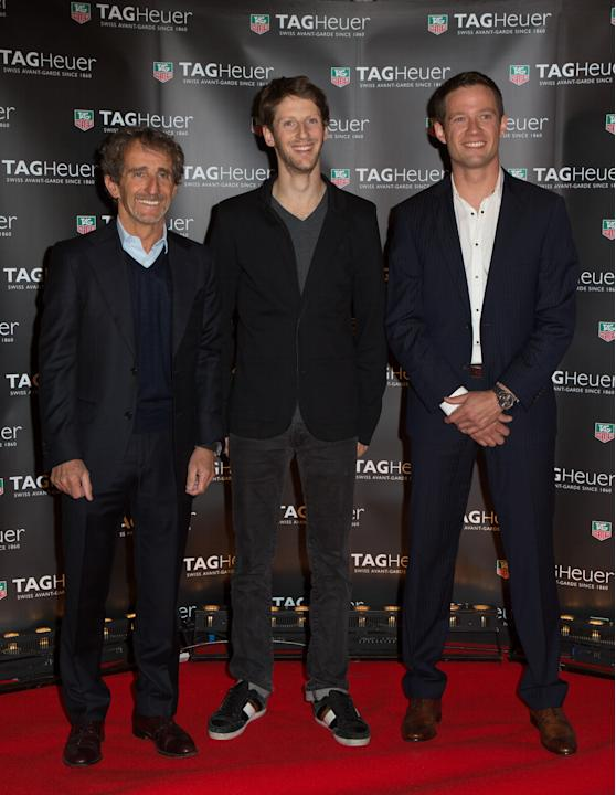 TAG Heuer Host 2013 Monaco Grand Prix Party