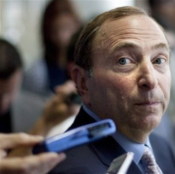 NHL collective bargaining session brief in Toronto The Associated Press