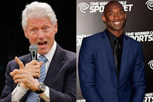 Bill Clinton, Kobe Bryant to Moderate 'ESPN Town Hall: Kids and Sports'