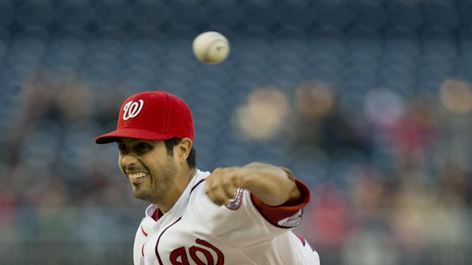Werth, LaRoche lift Nats past Angels 5-4 in 9th