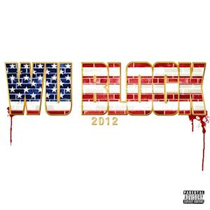 """This CD cover image released by eOne shows the latest release by Wu-Block, """"Wu-Block."""" Wu-Tang Clan and D-Block are two of the most respected groups within the hip-hop realm. Now, some of the members from the clans have joined forces to produce an album under the name Wu-Block, spearheaded by rappers Ghostface Killah and Sheek Louch. (AP Photo/eOne)"""