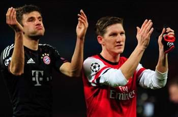 Schweinsteiger ready for Juventus battle